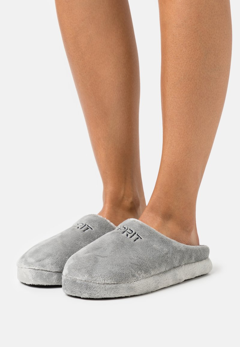 Esprit - BIRMINGHAM - Slippers - light grey