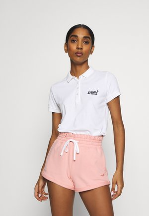 Polo shirt - chalk white