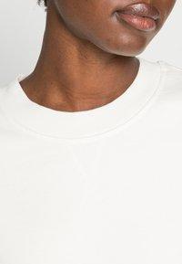 Selected Femme - SLFSTASIE SWEATNOOS - Sweatshirt - pristine - 4
