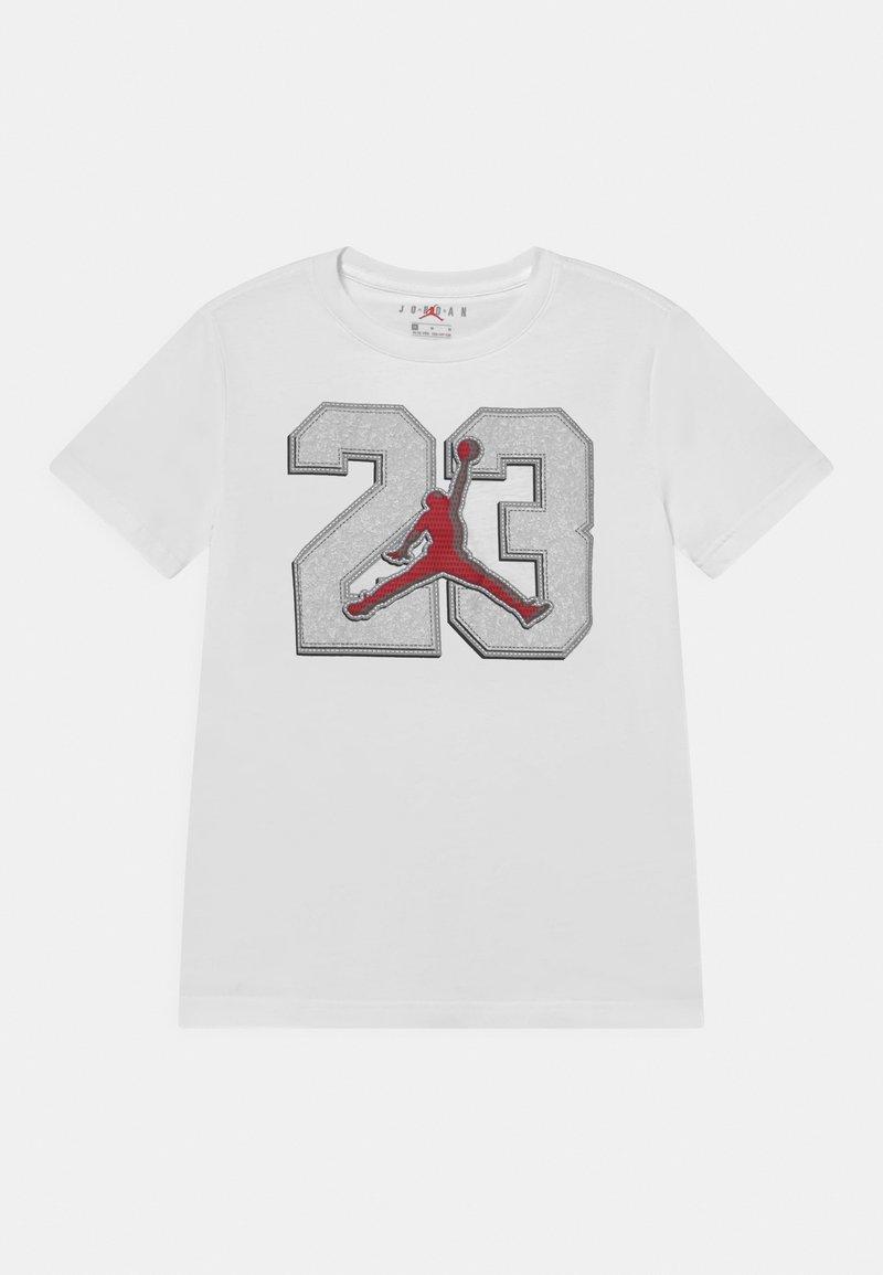 Jordan - 23 GAME TIME  - T-shirt con stampa - white