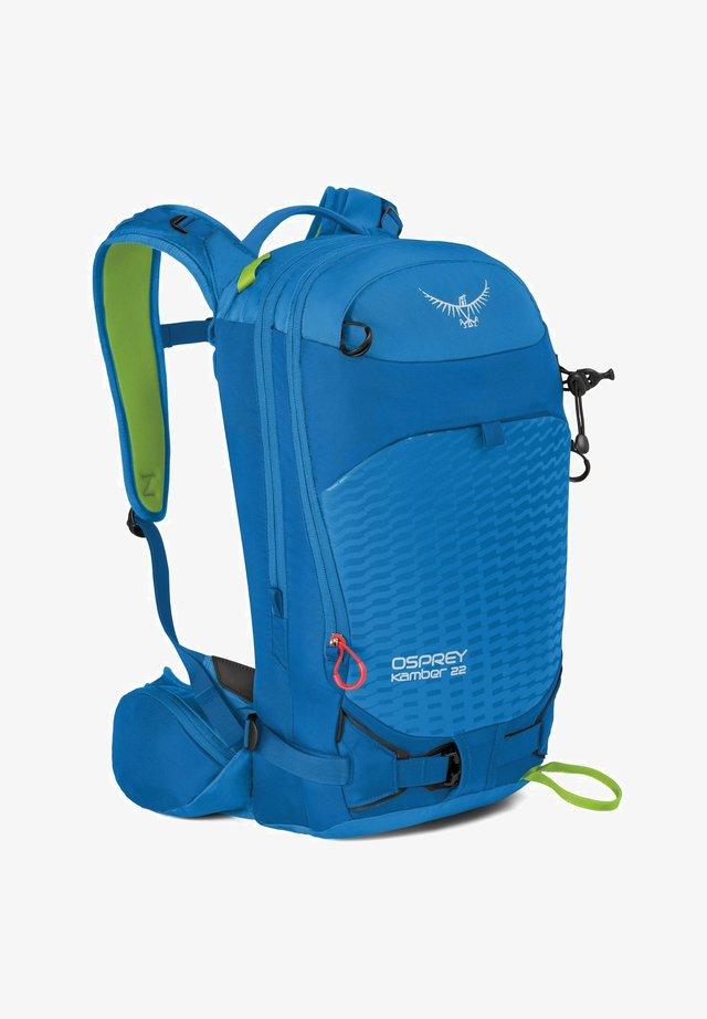 KAMBER  - Hiking rucksack - cold blue