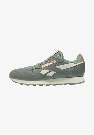 CLASSIC LEATHER REECYCLED SHOES - Joggesko - green