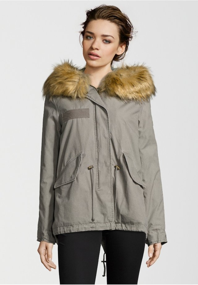 Veste d'hiver - stone grey