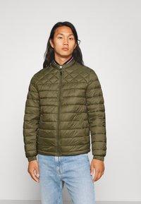 Tommy Hilfiger - Light jacket - green - 0