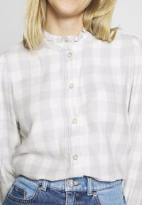 GAP - Bluzka - grey plaid