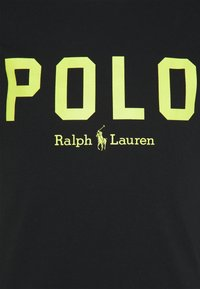Polo Ralph Lauren - T-shirt con stampa - black/bright - 2