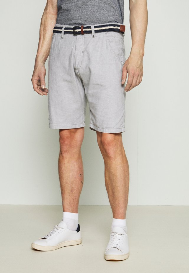 SANT CUGAT - Shortsit - light grey