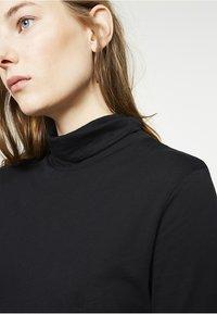 ARMEDANGELS - MALENAA - Long sleeved top - black - 3