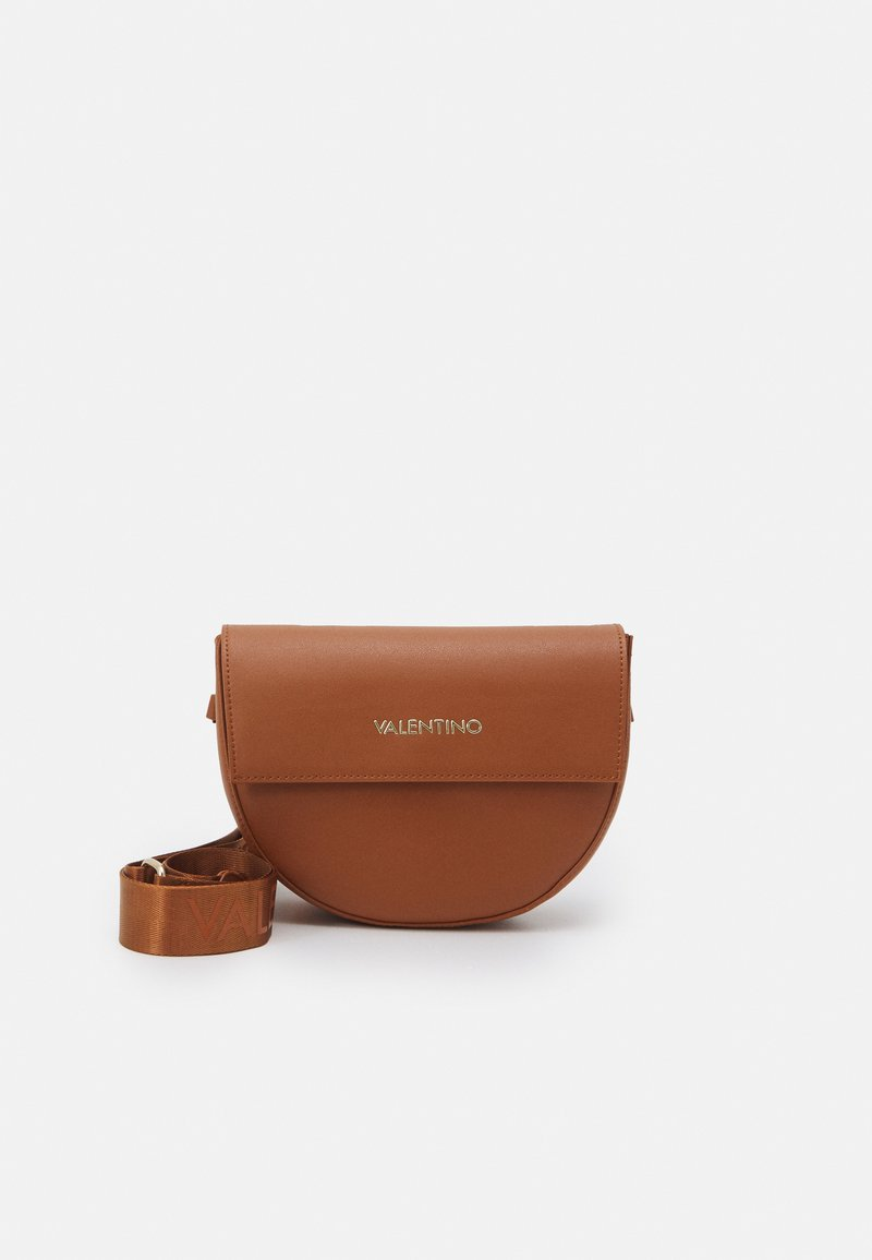 Valentino Bags - BIGS FORMER BIGFOOT - Across body bag - cuoio