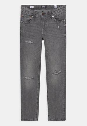 JJIGLENN JJORIGINAL JR - Jeans slim fit - grey denim
