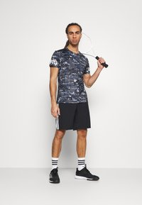 Björn Borg - Sports shorts - black beauty - 1