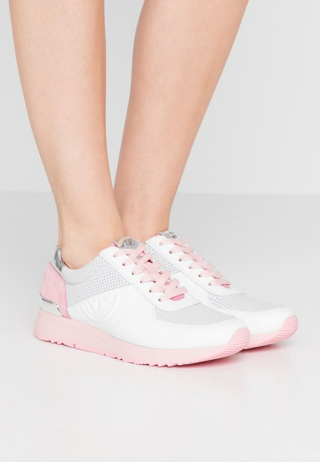 ALLIE TRAINER - Baskets basses - shell pink