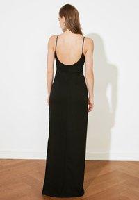 Trendyol - PARENT - Maxi dress - black - 2