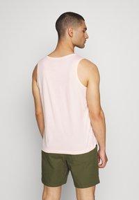 Nike Sportswear - CLUB TANK - Top - washed coral/white - 2