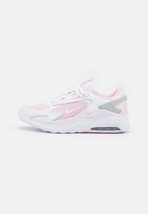 AIR MAX BOLT UNISEX - Sneaker low - pink foam/metallic silver/white