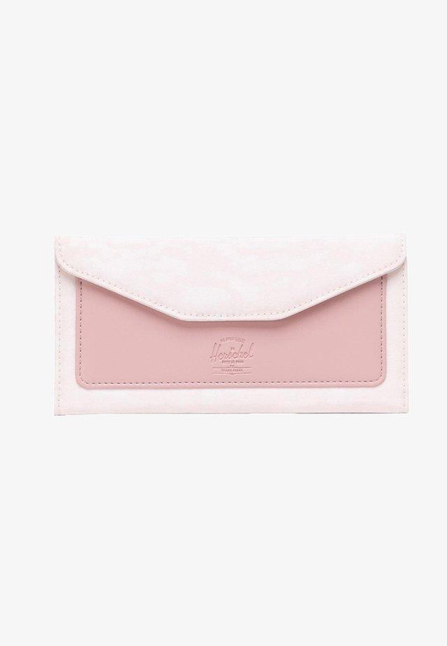 Wallet - rosewater pastel