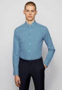 BOSS - JANGO - Overhemd - turquoise - 0