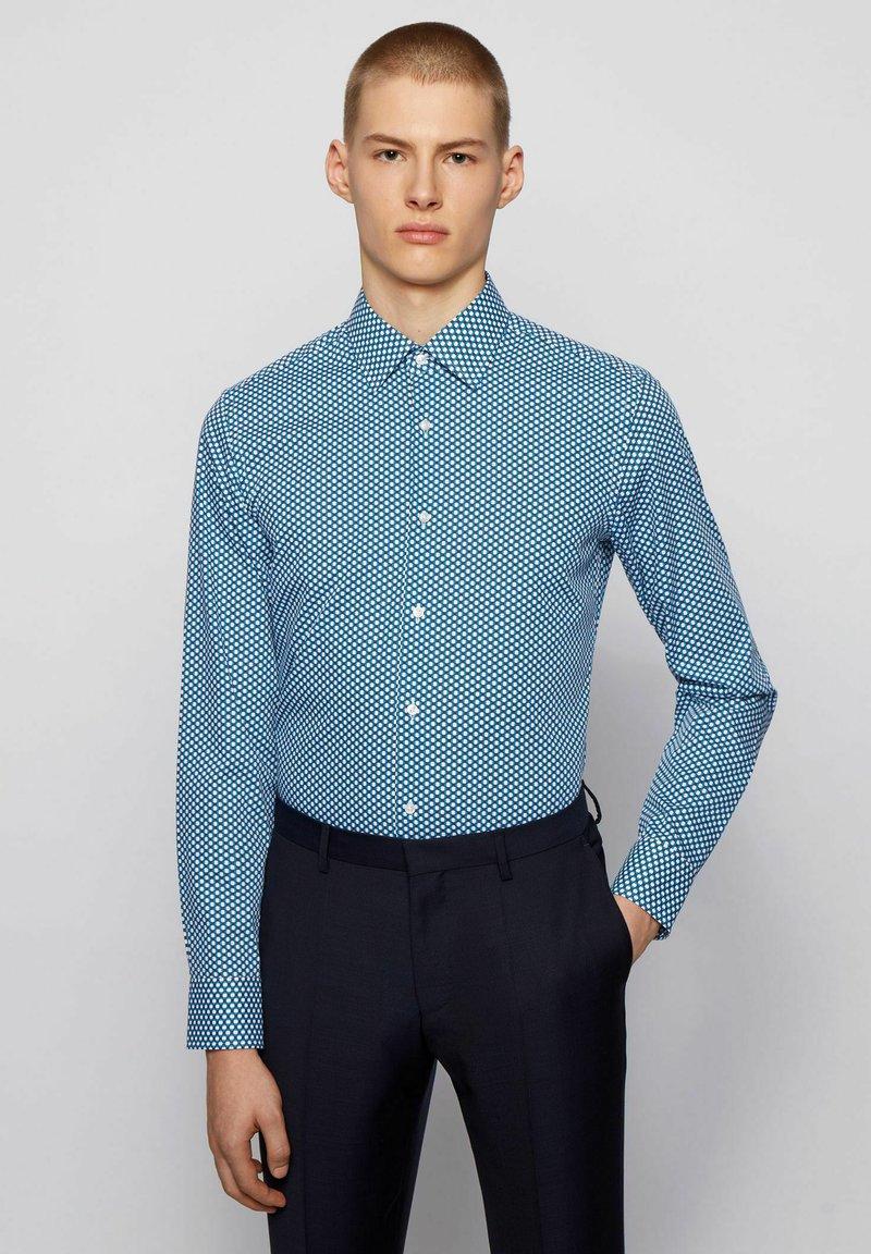 BOSS - JANGO - Overhemd - turquoise