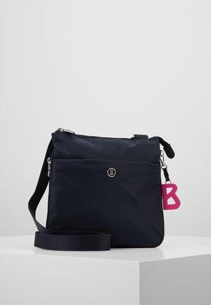 VERBIER SHOULDERBAG - Across body bag - darkblue