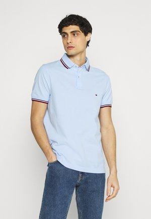 TIPPED SLIM - Polo - sweet blue