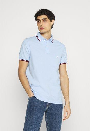 TIPPED SLIM - Poloshirt - sweet blue