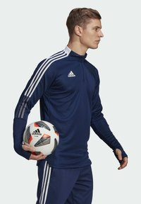 adidas Performance - TIRO21 TR TOP - Longsleeve - blue - 2