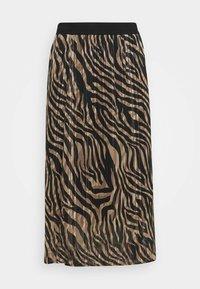 Kaffe Curve - KCVENKE SKIRT - A-line skirt - black - 5
