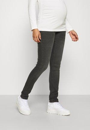 BLACK - Slim fit jeans - washed black