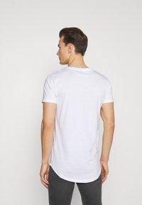 TOM TAILOR DENIM - 7 PACK  - T-shirt - bas - black - 2