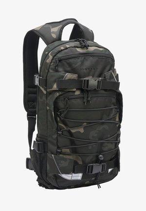 LOUIS ALLOVER  - Hiking rucksack - dark camouflage