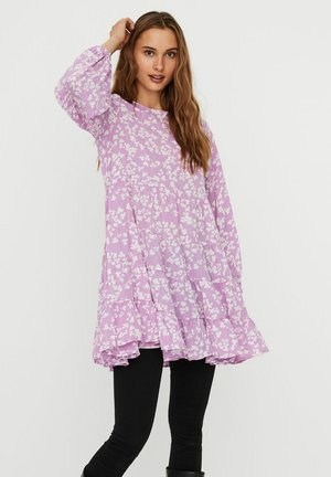 Tunic - african violet