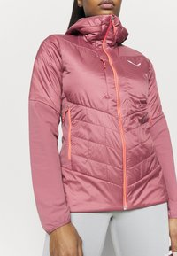Salewa - ORTLES HYBRID - Outdoor jacket - mauvemood - 3