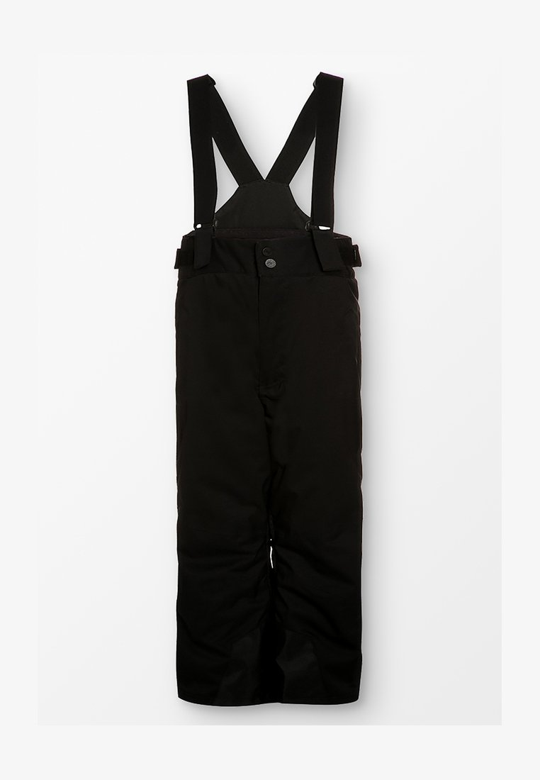 Kjus - BOYS VECTOR PANTS - Snow pants - black