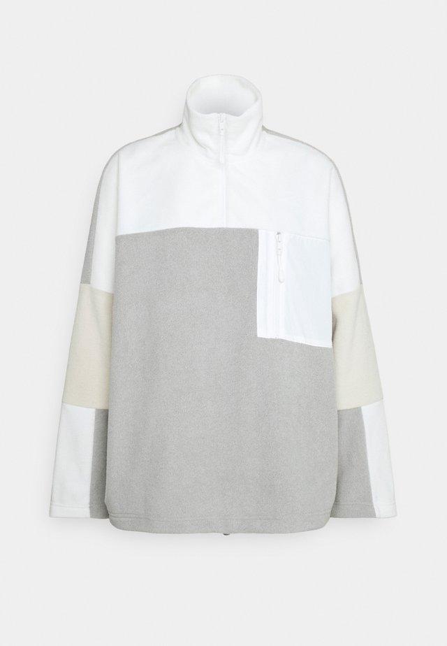 FOO  - Bluza z polaru - grey