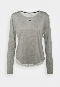 ONE - Topper langermet - particle grey/heather/black
