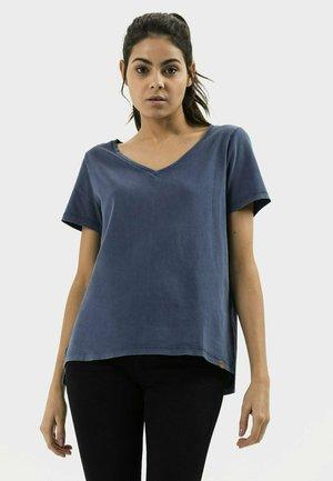 Basic T-shirt - grey blue