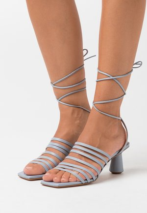 ESTRELLA - Sandals - light grey