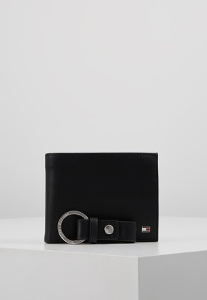 ETON FLAP AND COIN KEY SET - Klíčenka - black