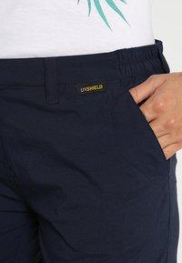 Jack Wolfskin - DESERT SHORTS  - Sports shorts - midnight blue - 6