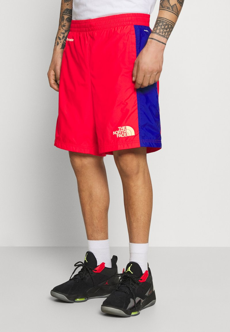 The North Face - HYDRENALINE WIND - Shorts - horizon red/blue
