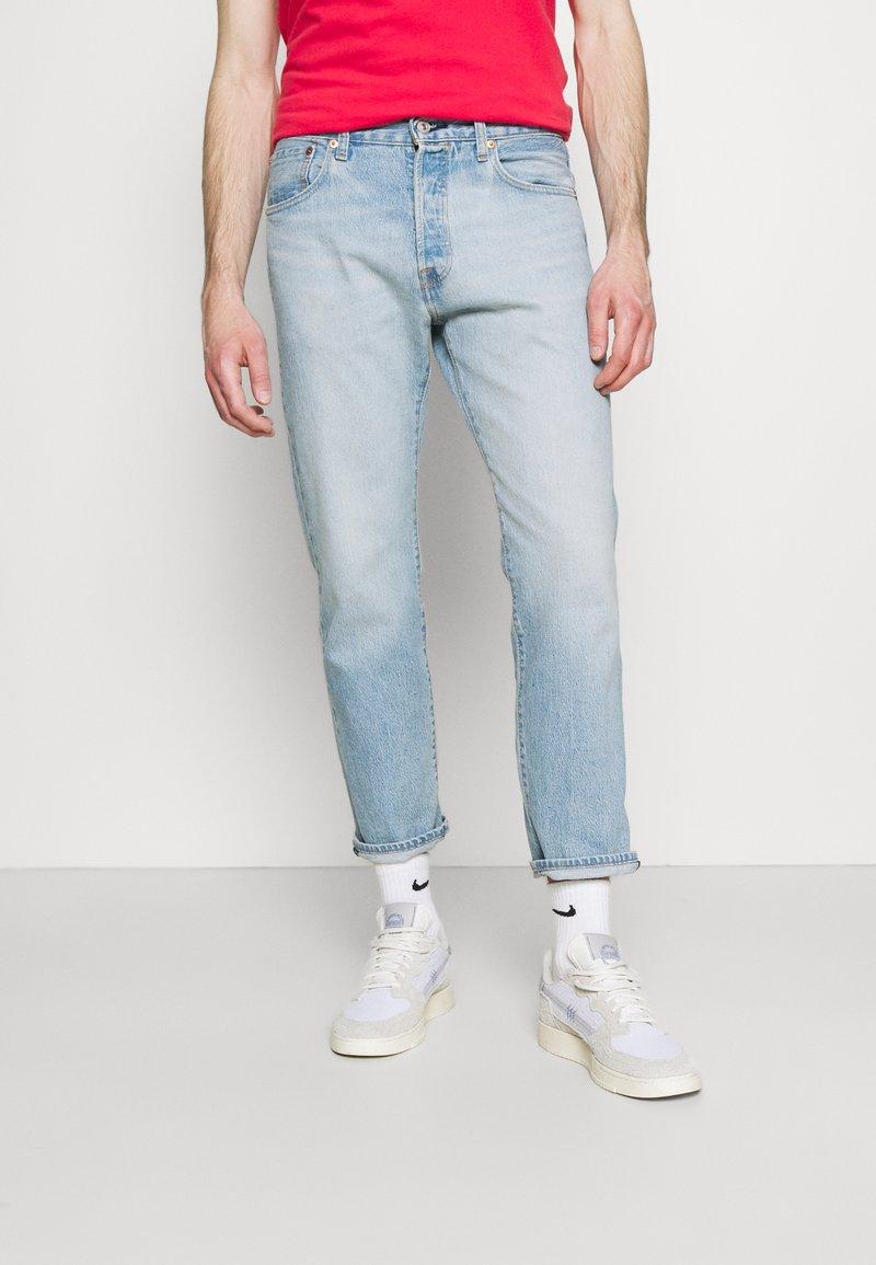 Levi's® - 501 '93 CROP - Straight leg jeans - thunder moon rocks