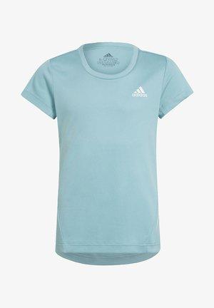 AEROREADY - Print T-shirt - green