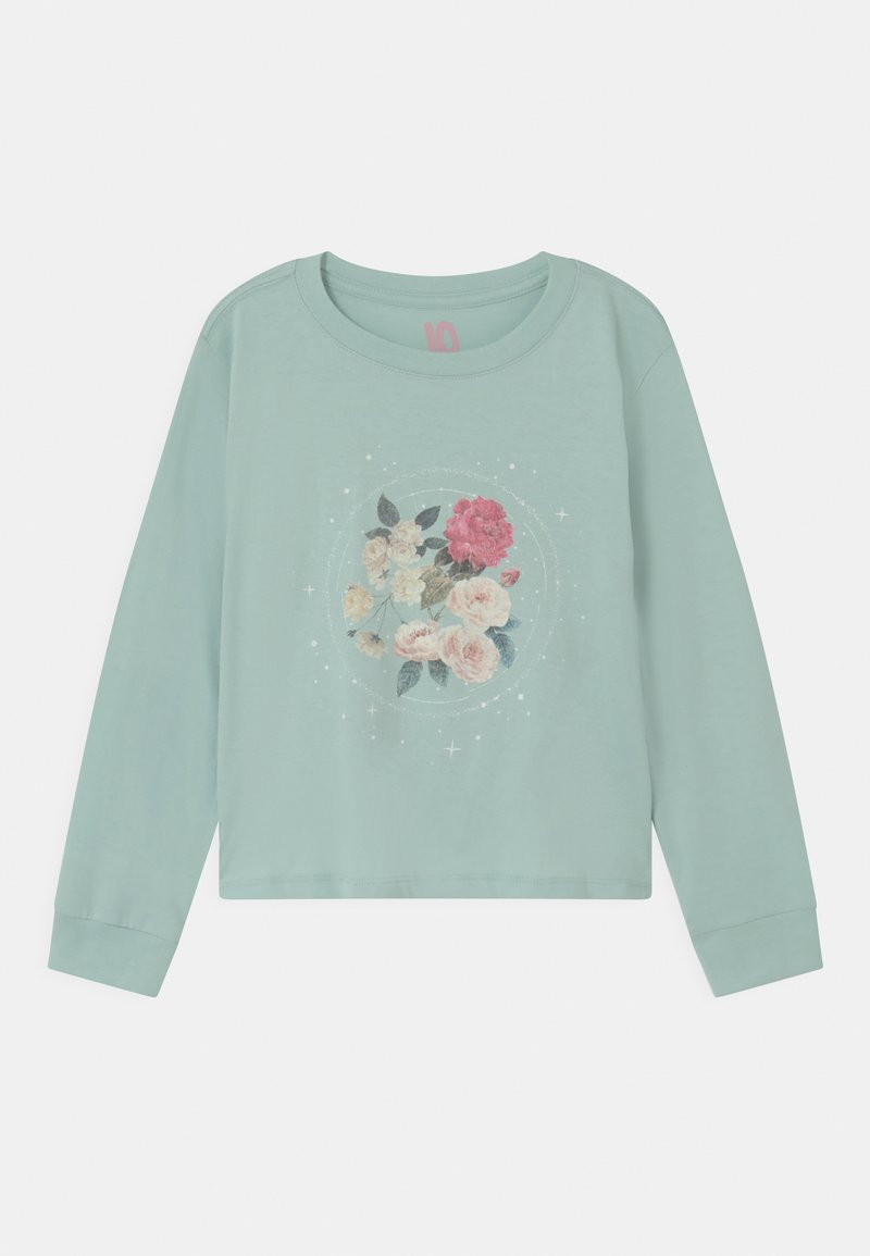 Cotton On - GIRLS CLASSIC - Long sleeved top - green