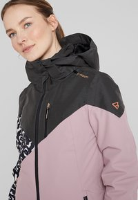 Brunotti - SHEERWATER WOMEN SNOWJACKET - Snowboardjas - old rose - 5