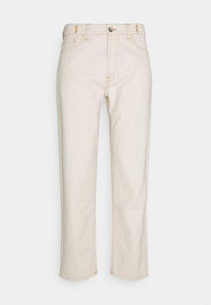 TEARAWAY - Pantalon classique - ecru