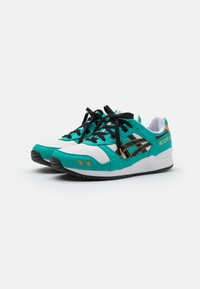 ASICS SportStyle - GEL-LYTE III OG UNISEX - Sneakers - baltic jewel/black - 1