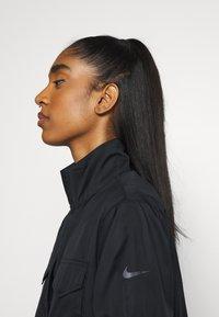 Nike Sportswear - Summer jacket - black/iron grey - 3