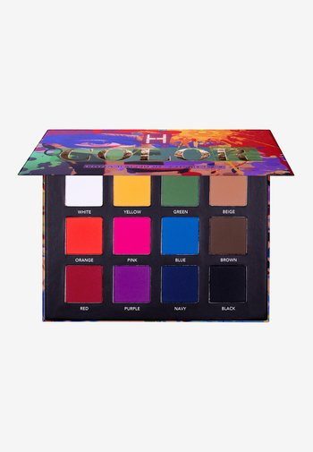 COLOR PALETTE - Eyeshadow palette - -