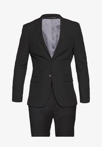 Limehaus - SUIT SLIM FIT - Costume - black - 8