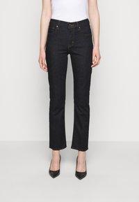 Lauren Ralph Lauren - Straight leg jeans - dark rinse wash - 0
